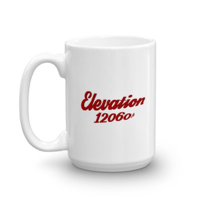 Eevation 12060 15oz Coffee Mug Handle Left