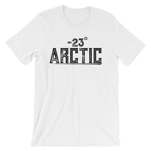 Grunge Arctic T-Shirt White