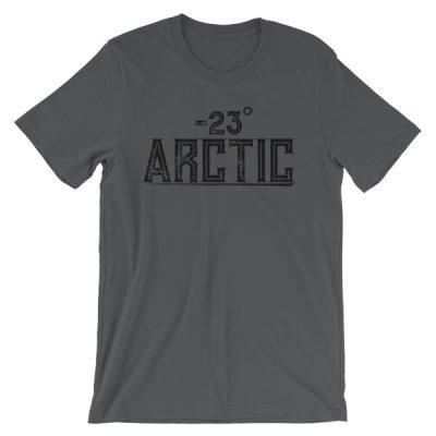 Grunge Arctic T-Shirt Asphalt