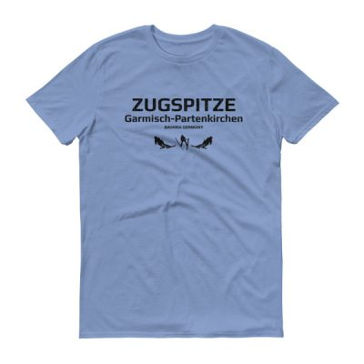 Zugspitze T-Shirt Men's Light Blue