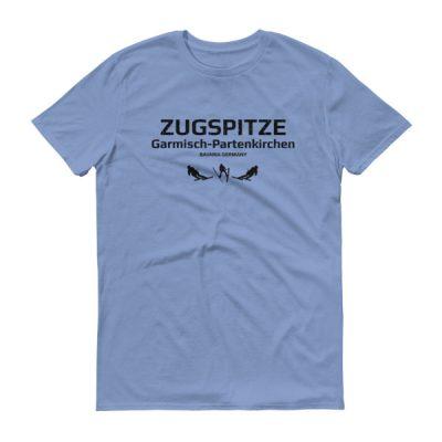 Zugspitze T-Shirt Men's Light Blue