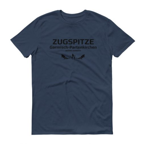 Zugspitze T-Shirt Men's Lake