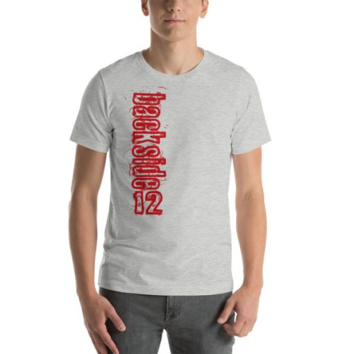 Backside 12 Snowboarder T-Shirt Athletic Heather