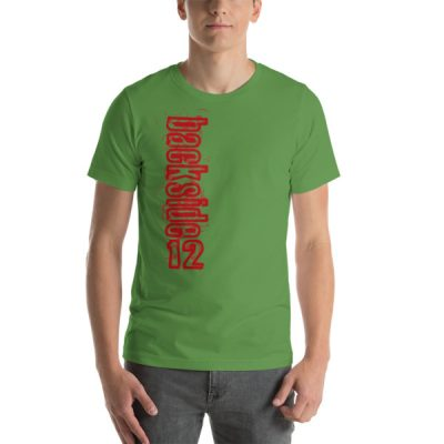 Backside 12 Snowboarder T-Shirt Leaf