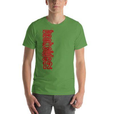 Backside 12 Snowboarder T-Shirt Leaf